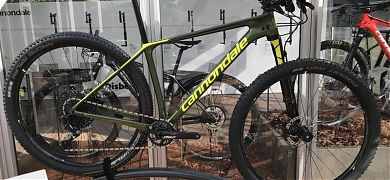 Cannondale FSI 3 Green 2019