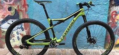 Cannondale scalpel si 4 Eagle